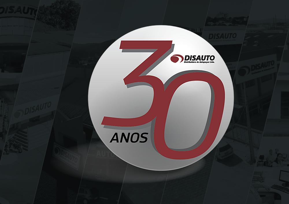 Disauto completa 30 anos de atuação no mercado