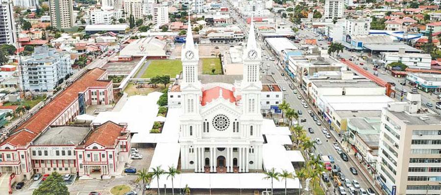 Foto Cidade de Rio do Sul - Santa Catarina