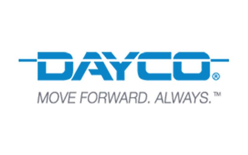 Correias Dayco, sinônimo de qualidade!