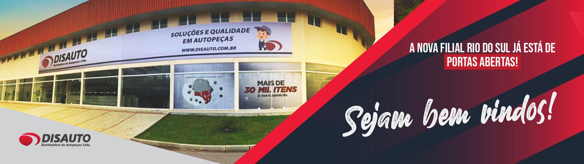 Filial Rio do Sul Disauto