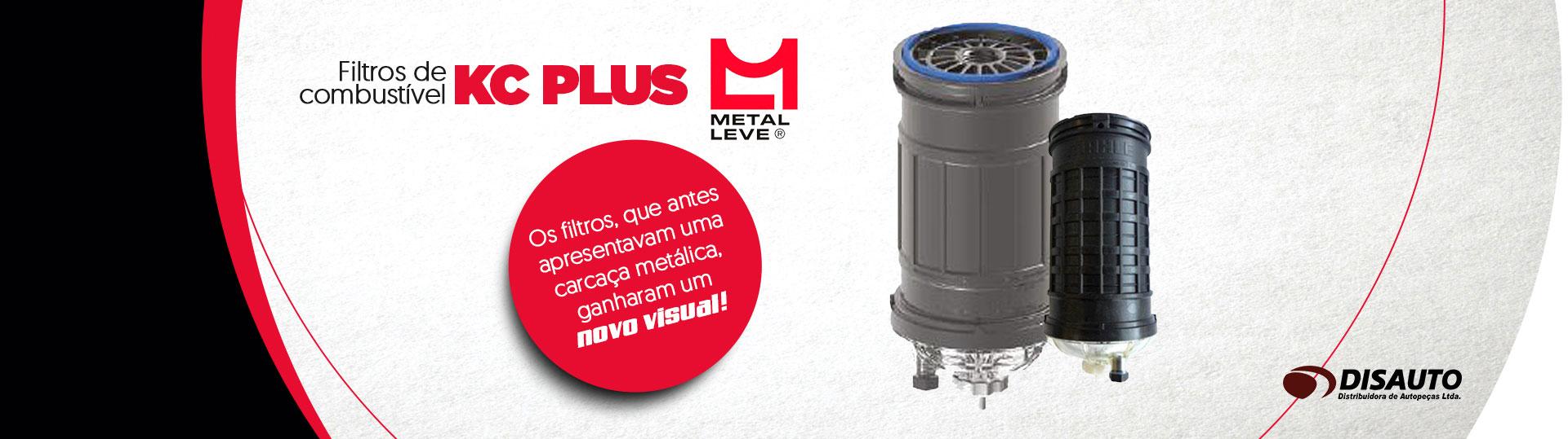 Filtros de Combustível KM Plus Disauto