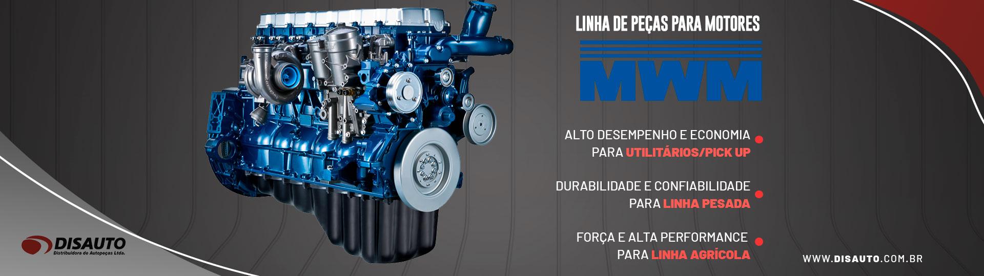 Peças para motores MWM